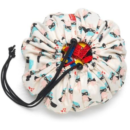 Mini saco de juguetes Play & Go supergirl