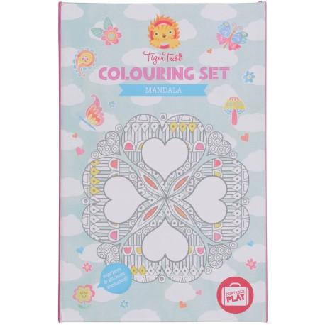 Set colorea Mandalas (Colouring Sets Mandala)