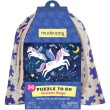 Puzle en bolsa de 36 piezas de unicornios