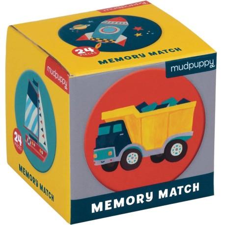 Mini memory Vehículos
