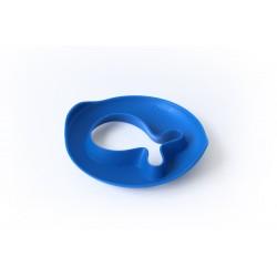 Molde de playa pez azul