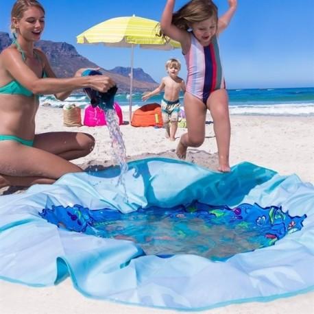 Mini piscina / Toalla para la playa
