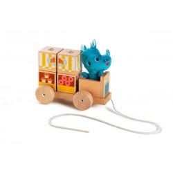 Camioneta-puzle móvil de Marius