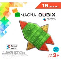 Magna Qubix de 19 piezas
