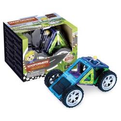 Set de construcción de coche de carreras (8 piezas)