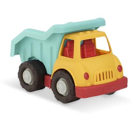 Camión de la construcción