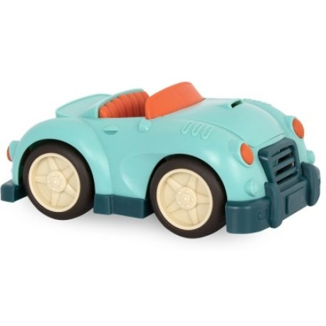 Coche descapotable Roadster