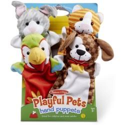 Marionetas de las mascotas