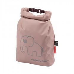 Mochila enrollable Elphee rosa palo ECO