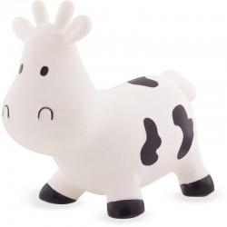 Vaca Skippy blanca