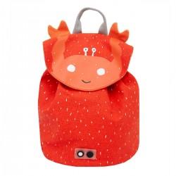 Mini mochila del cangrejo