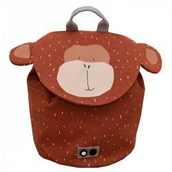 Mini mochila del mono