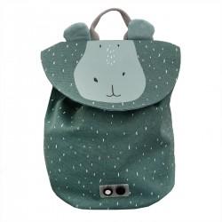 Mini mochila del hipopótamo