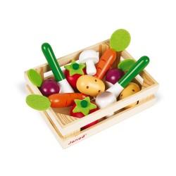 Caja de 12 piezas de verdura