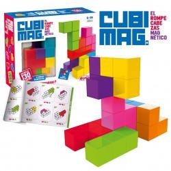 Juego de construcción magnético Cubimag