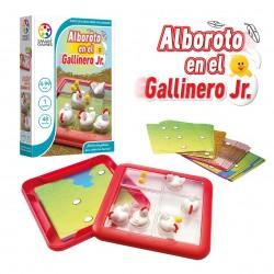 """Juego de ingenio """"Alboroto en el Gallinero"""""""