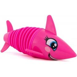 Tiburón mordedor rosa
