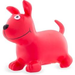 Perro Skippy rojo