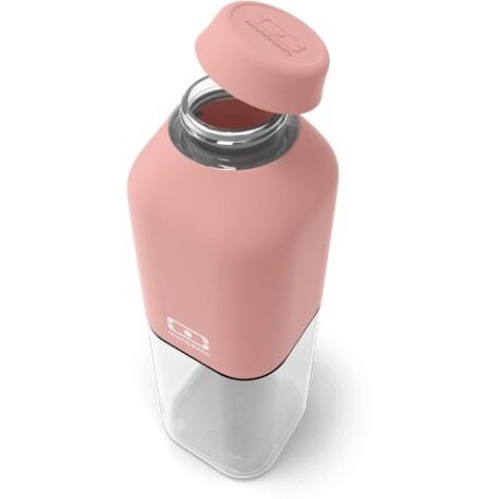 Botella de 0,5L Positive color rosa flamingo