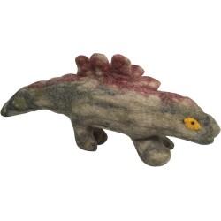 Stegosaurus de lana
