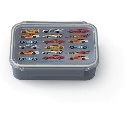 Fiambrera de doble compartimento Bento Box de los coches de carreras