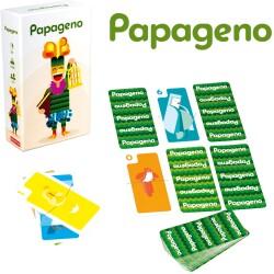 """Juego de mesa """"Papageno"""""""