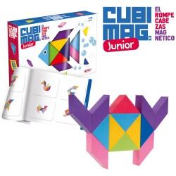 "Juego de ingenio ""Cubimag Junior"""