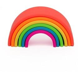 Mi primer arcoíris colores neón