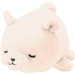 Shiro, el oso polar de 13 cm