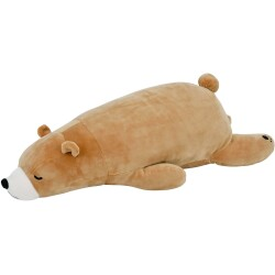 Cookie, el oso marrón de 62 cm