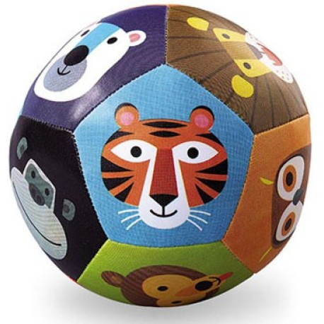 Pelota bebé (First Animalia) de 13 cm (Ball Baby´s first Animalia 13 cm)