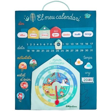 Calendari El pas del temps (Català)