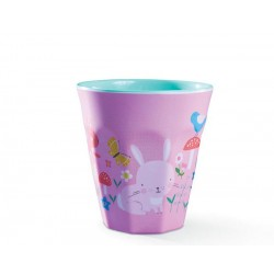 Vaso de la vajilla del patio de casa (Dinnerware Backyard Friends Cup)