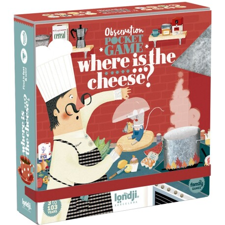 ¿Dónde está el queso? Pocket edition