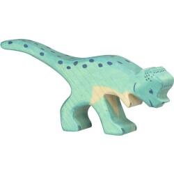 Pachicephalosaurio de madera