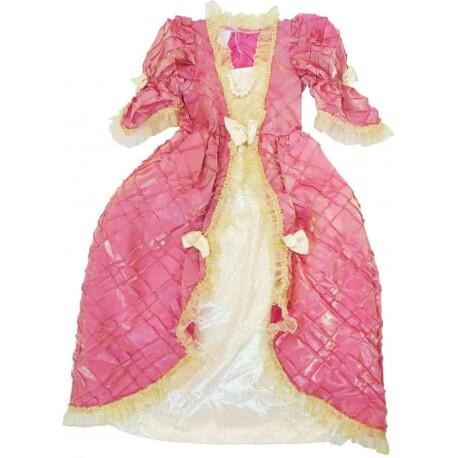 Disfraz de reina renacentista (5-6 años)