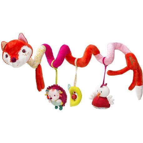 Alice, espiral de actividades de la raposa (Alice activity serpentine)