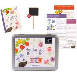 Kit de flores, colección El Jardín de Moulin