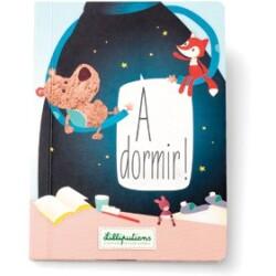 Libro sensorial para la hora de ir a la cama (Catalán)