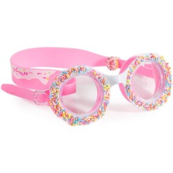 "Gafas de natación DO ""NUTS"" 4 U Boston Crème Pink"