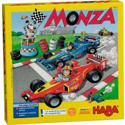 Juego de mesa: Monza