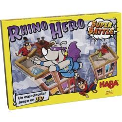 Juego de mesa: Rhino Hero super battle