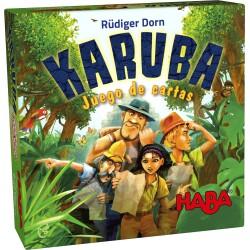 Juego de cartas: Karuba