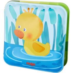 Mini libro para el baño del Pato Alberto