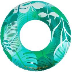 Flotador de 90 cm de diámetro tropical