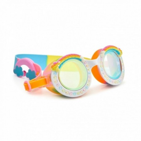 Gafas de natación GOOD VIBES Rainbow