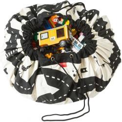 Sacos de juguetes Play & Go Roadmap - PG-49972