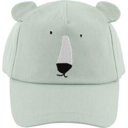 Gorra del Sr. Oso polar (2 tallas: 1 a 2 y 3 a 4 años)
