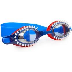 Gafas de natación FISH'N'CHIPS tiger shark navy