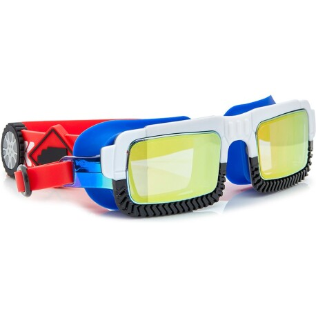 Gafas de natación TRUCK NORRIS breaker white